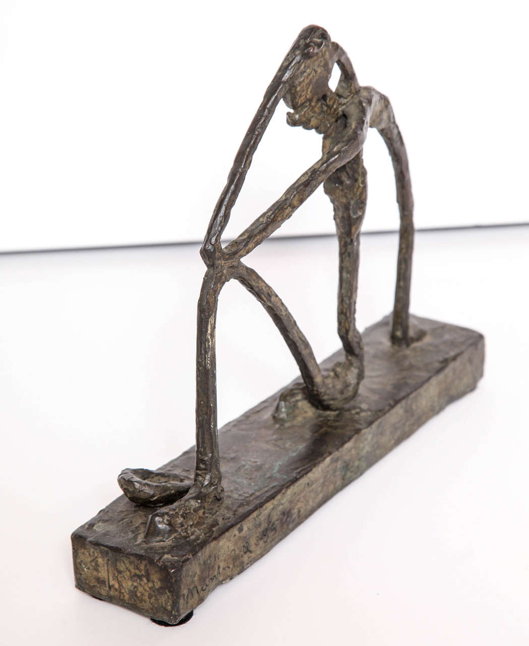 American Sculpture by Marvin Bell For Sale