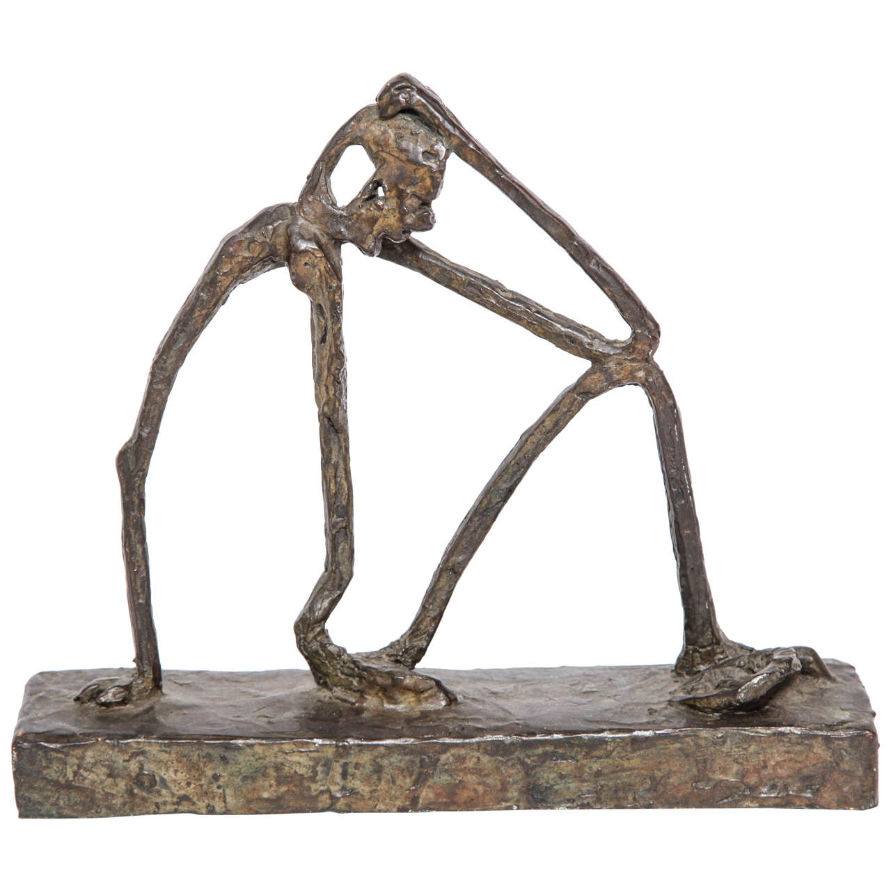 Sculpture by Marvin Bell For Sale