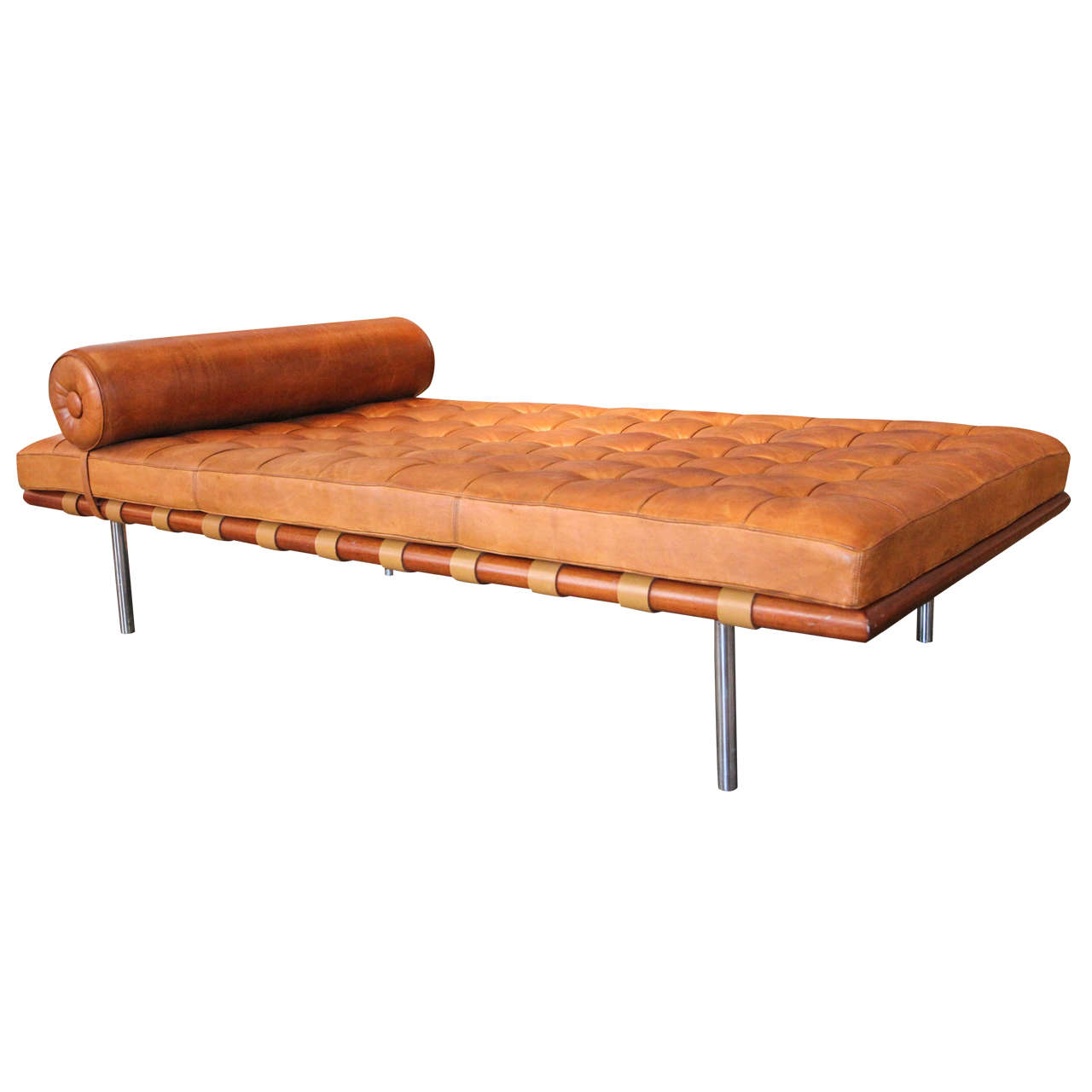 daybed by ludwig mies van der rohe at 1stdibs. Black Bedroom Furniture Sets. Home Design Ideas