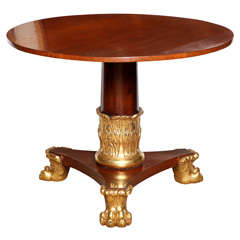 Early 19th Century Continental Table