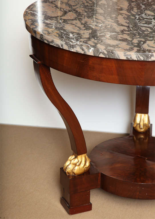 19th Century French Centre Table For Sale 3