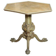 18th Century Continental Table