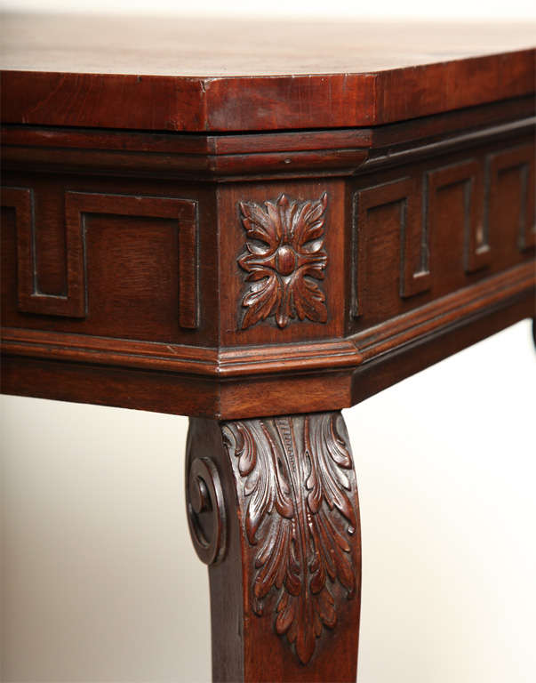 Early 19th Century Irish Console For Sale 3