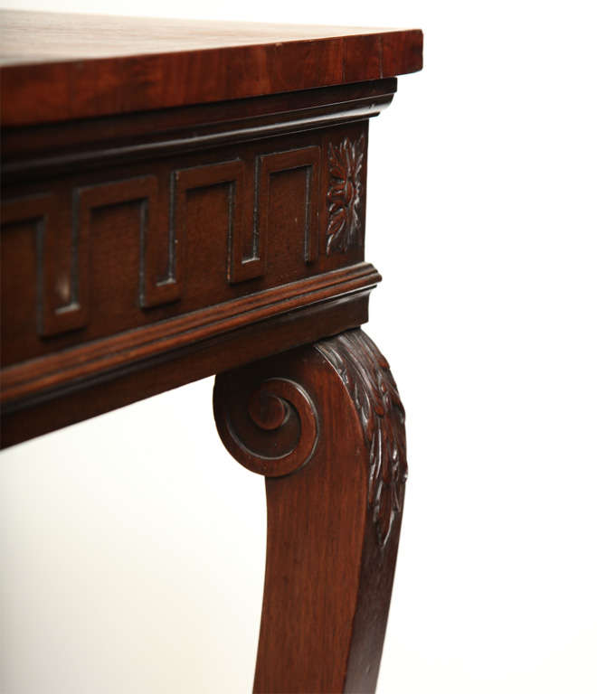 Early 19th Century Irish Console For Sale 4