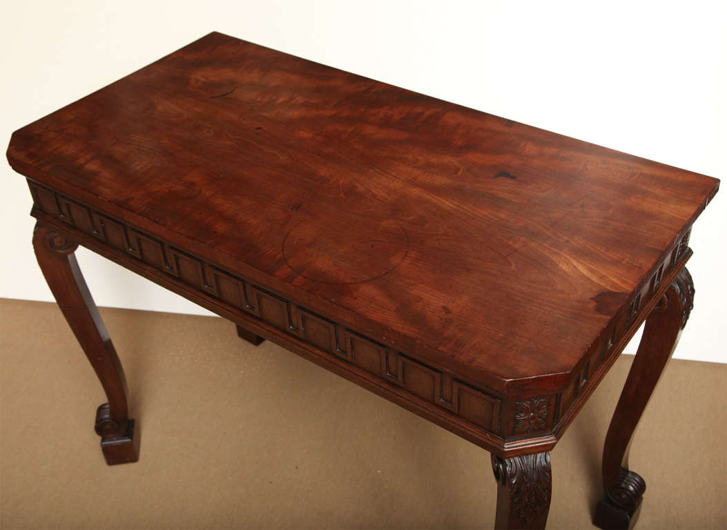 Early 19th Century Irish Console For Sale 5
