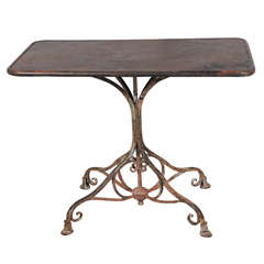 Rectangular Arras Table