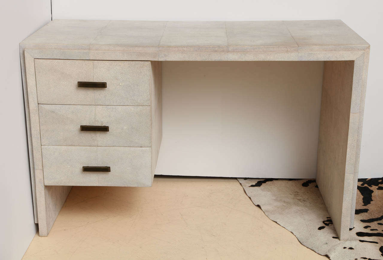 Shagreen Desk 2