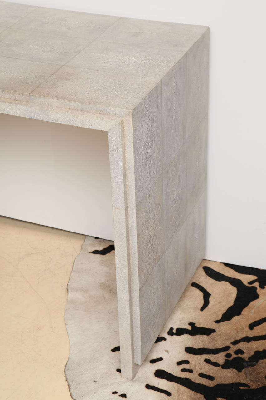 Shagreen Desk 7