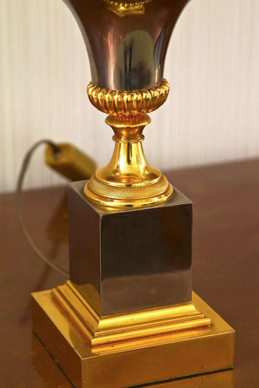 Vase Roseaux Table Lamp For Sale 1