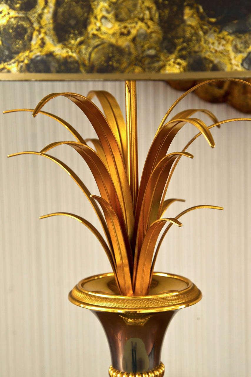 Vase Roseaux Table Lamp For Sale 3