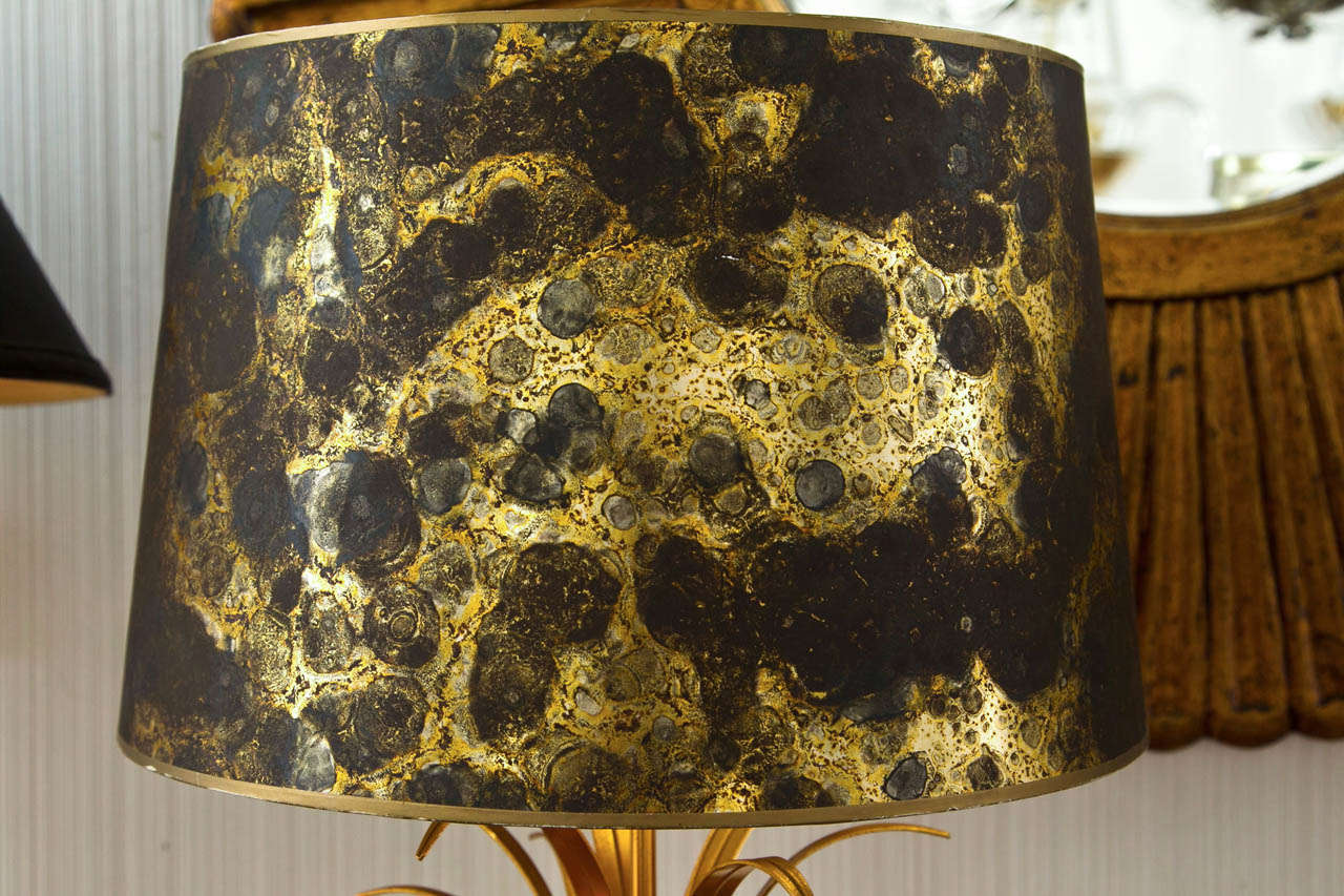 Vase Roseaux Table Lamp For Sale 4
