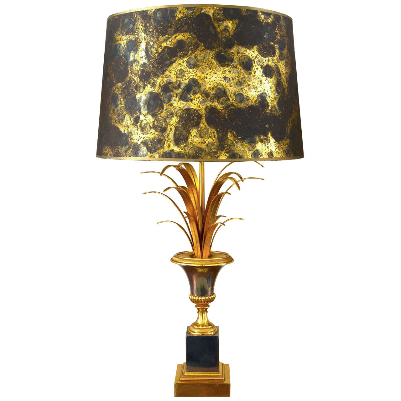 Vase Roseaux Table Lamp