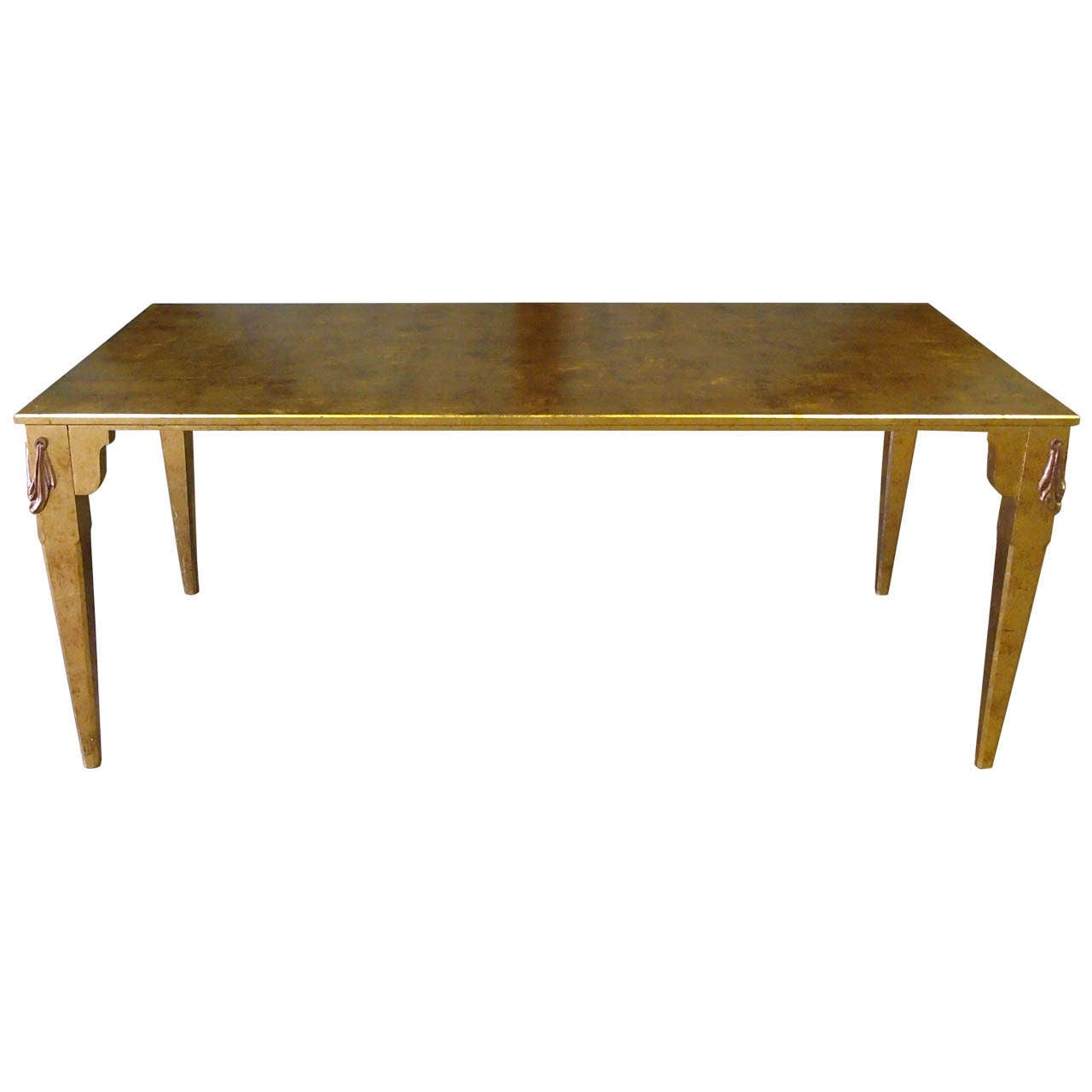 Yew Dining Room Furniture Neoclassical Dining Room Tables 62 For Sale At 1stdibs