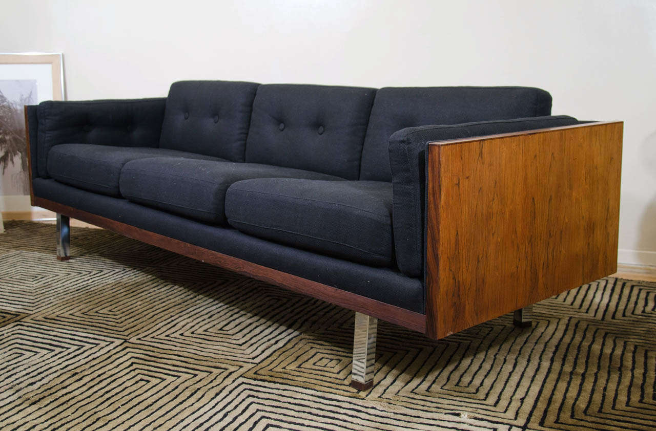 A Mid Century Danish Sofa By Jydsk Mobelvaerk At 1stdibs