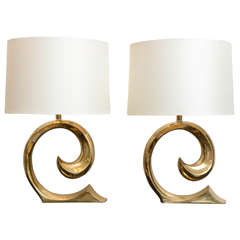 Pierre Cardin Lamps