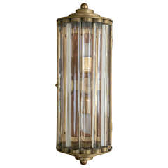 Large Rod Wall Lights from Venini