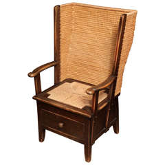 Orkney Chair with Drawer