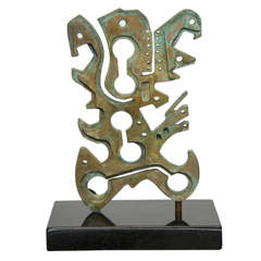 Anthony Quinn :  Chinese Instrument Maquette