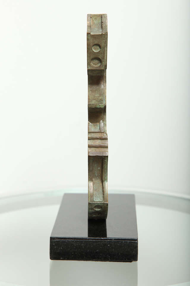 """Anthony Quinn """"Turkish Dancer"""" Bronze Maquette, 1991 3"""