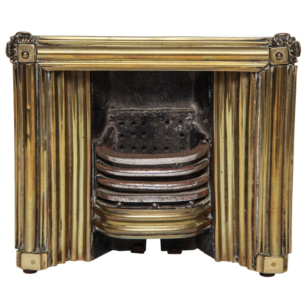 19th Century Miniature Fire Grate