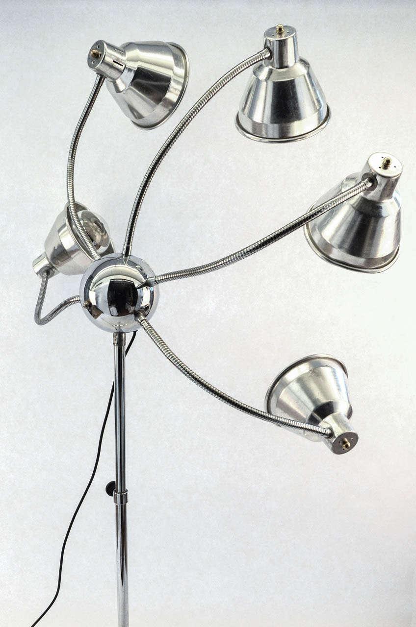 Octopus Floor Lamp At 1stdibs
