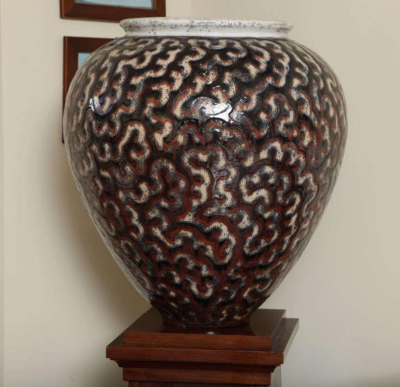 per weiss vase at 1stdibs. Black Bedroom Furniture Sets. Home Design Ideas