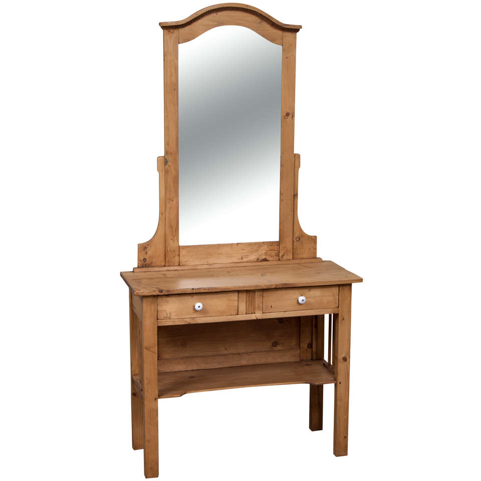 Pine Dressing Table ~ X g