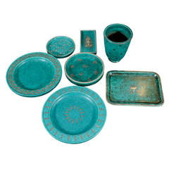 Ceramic by Wilhelm Kage/Argenta