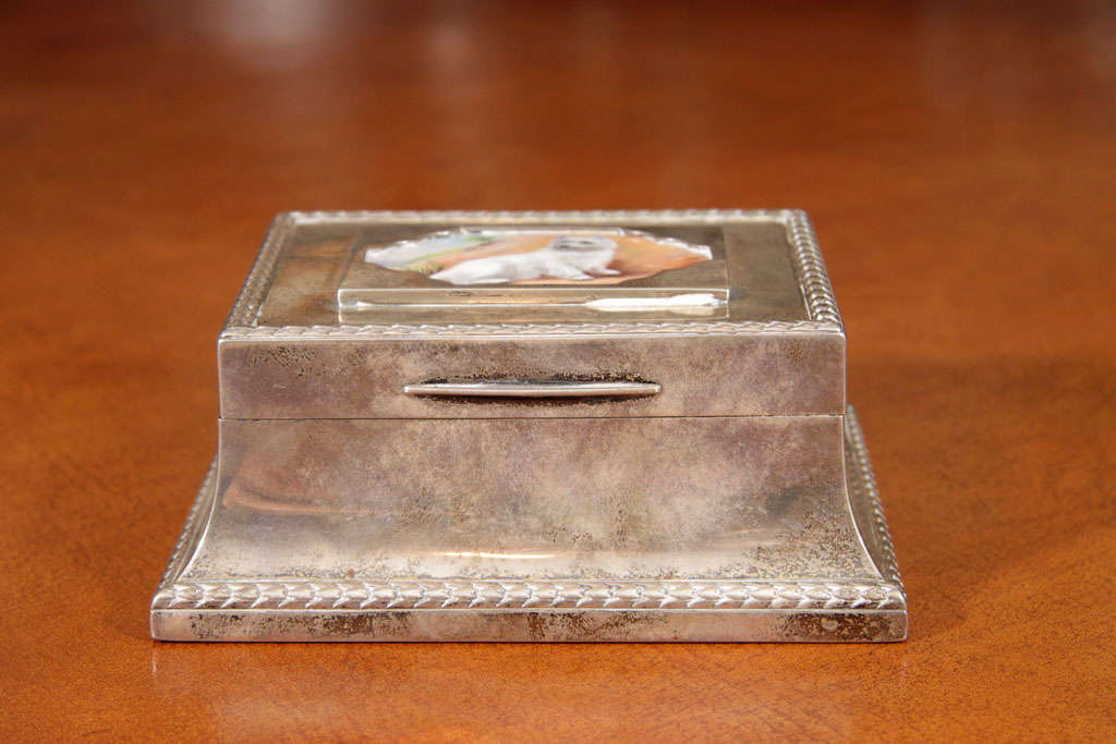 Silver Box For Sale 2