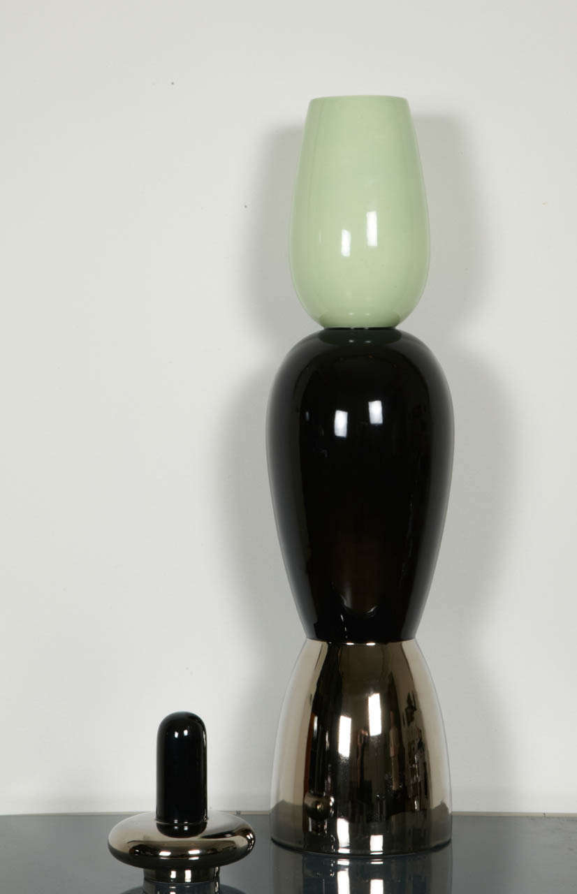 Contemporary Stilobate Column by Alessandro Mendini 2008 Numbered For Sale