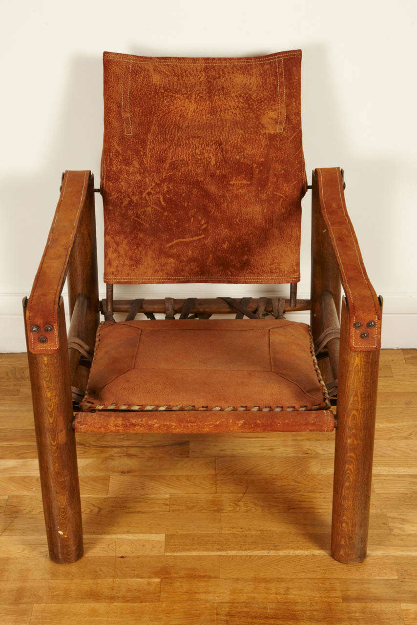 Armchair Attributed To Eileen Gray Circa 1920