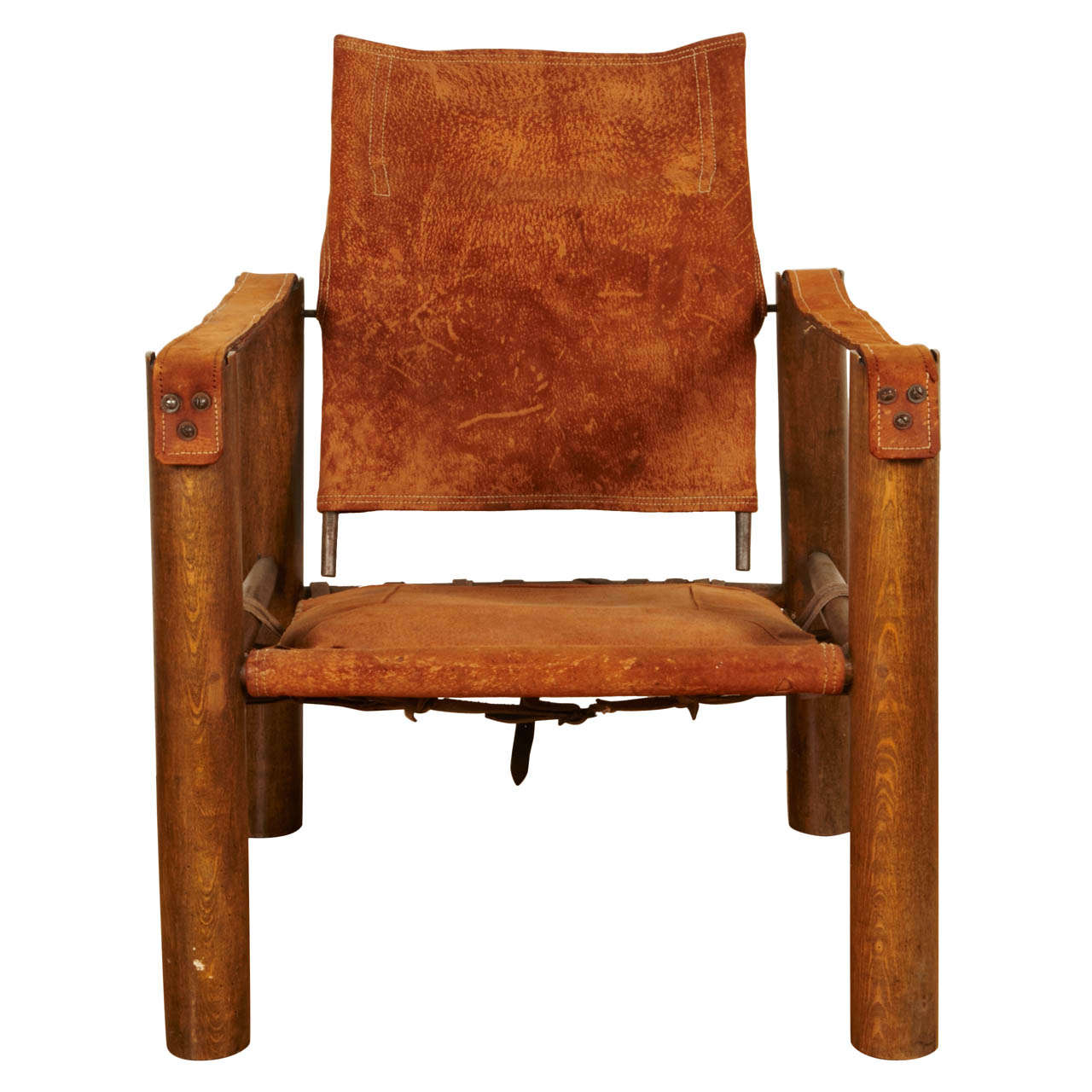 Armchair Attributed To Eileen Gray Circa 1920 For Sale