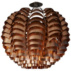 """Aluminium """"Orion"""" chandelier at cost price"""