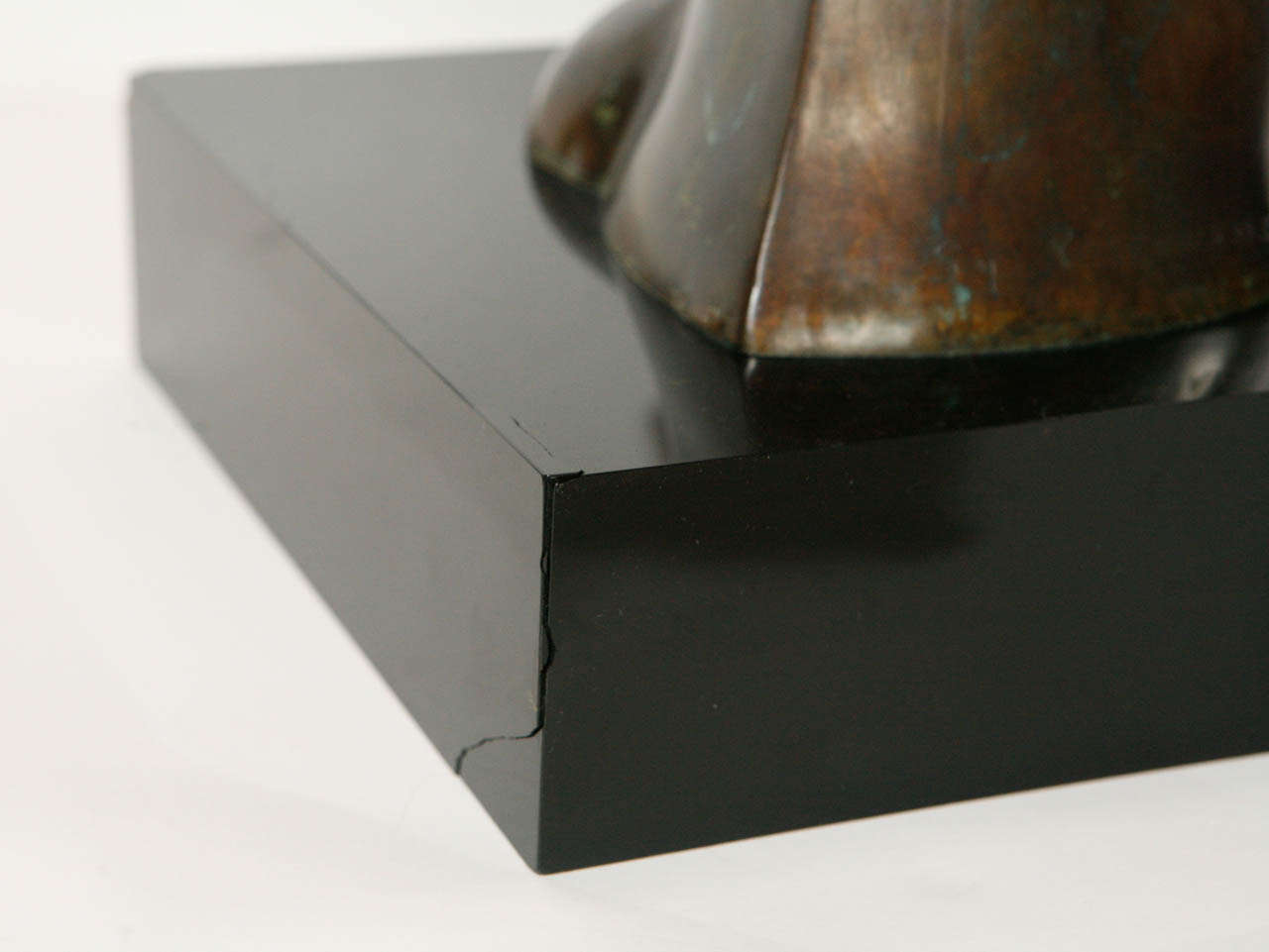 American Bronze Sculpture by Sy Rosenwasser For Sale