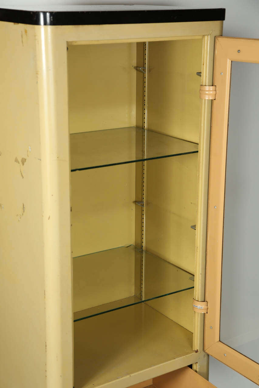 Free Standing Medical Cabinet For Sale At 1stdibs