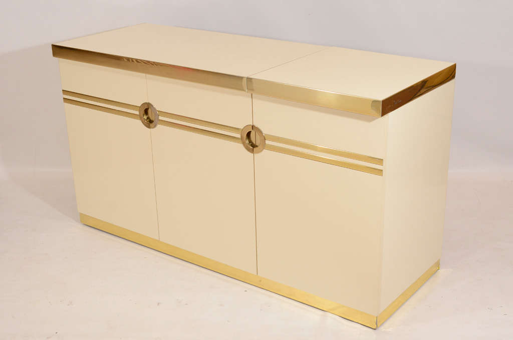 Pierre Cardin Bar Credenza For Sale 1