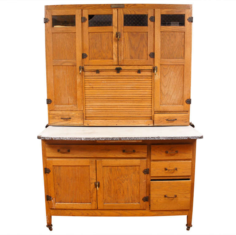 Hoosier Kitchen Cabinet: Hoosier Type Kitchen Cupboard At 1stdibs
