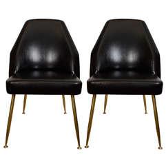 Marco Zanuso Chairs for Arflex