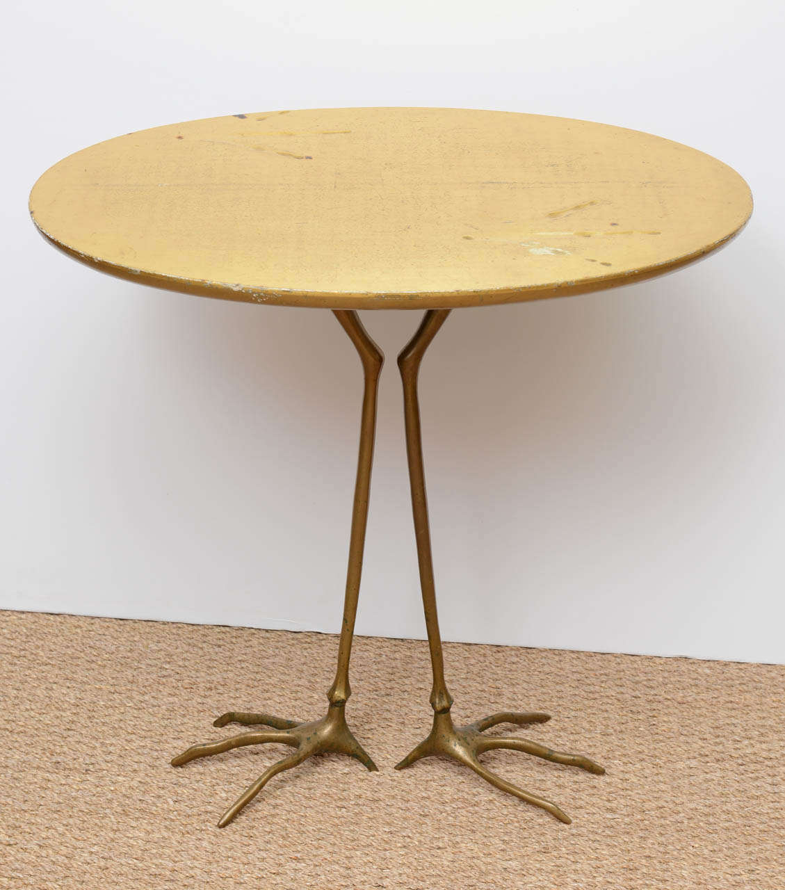 """Traccia"" Table by Meret Oppenheim 2"
