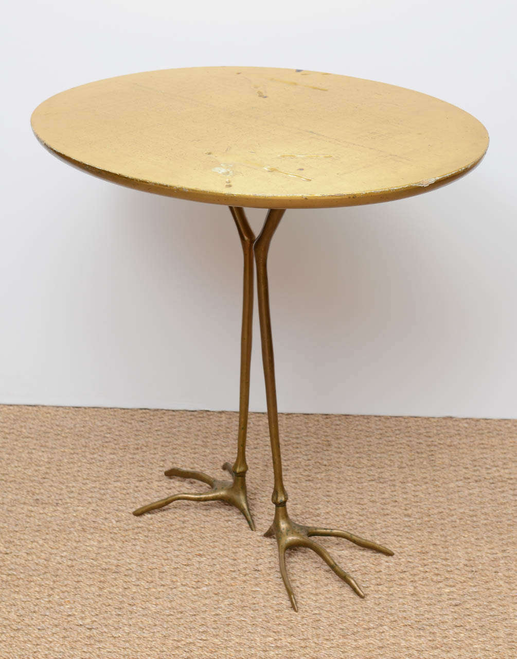 """Traccia"" Table by Meret Oppenheim 3"