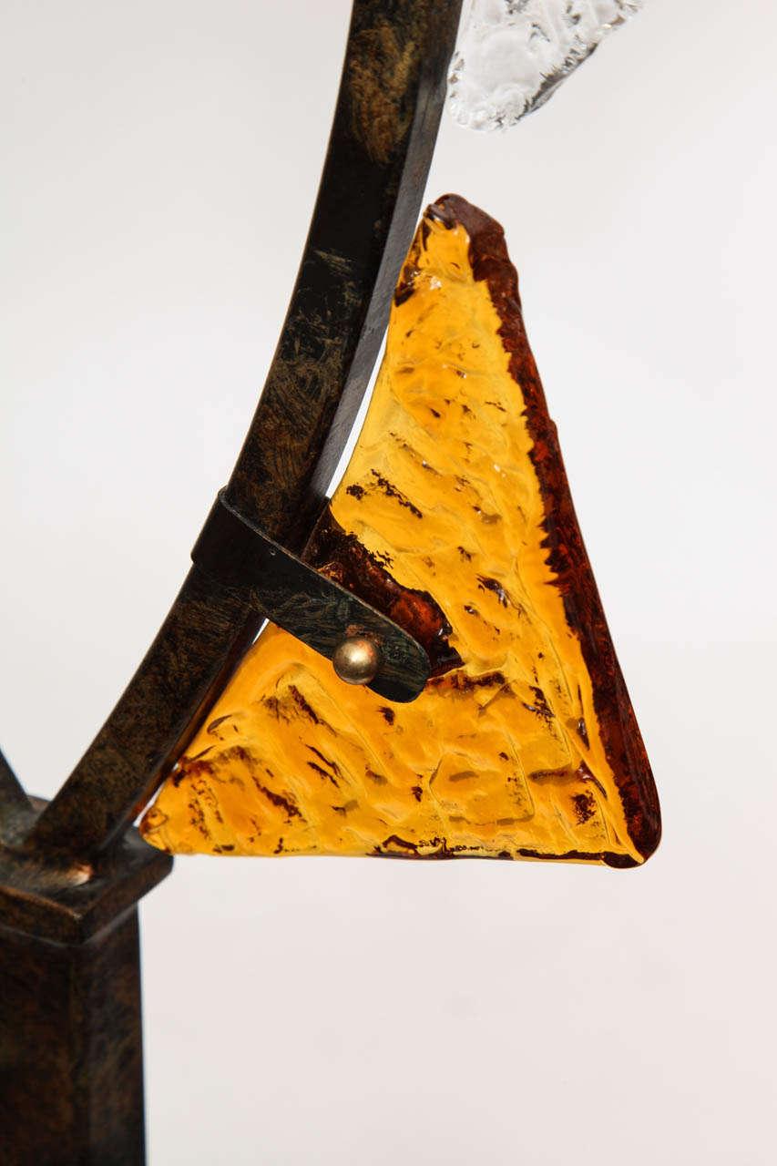 1960s Italian Brutalist Floor Lamp For Sale At 1stdibs