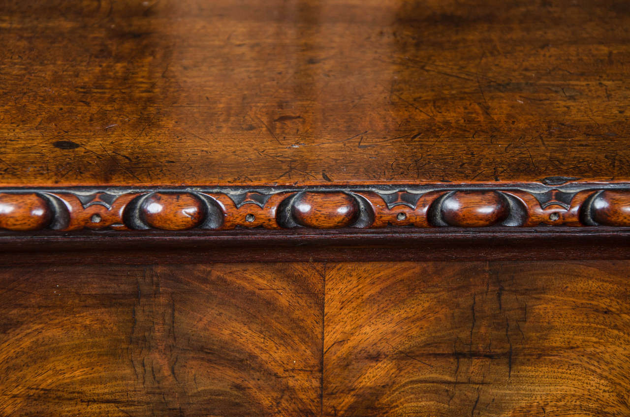 Fine Chippendale Period Mahogany Serving Table In Excellent Condition For Sale In London, GB