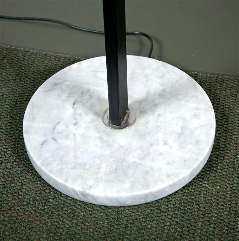 Floor lamp by Angelo Lelli for Arteluce, Arredoluce Italy.