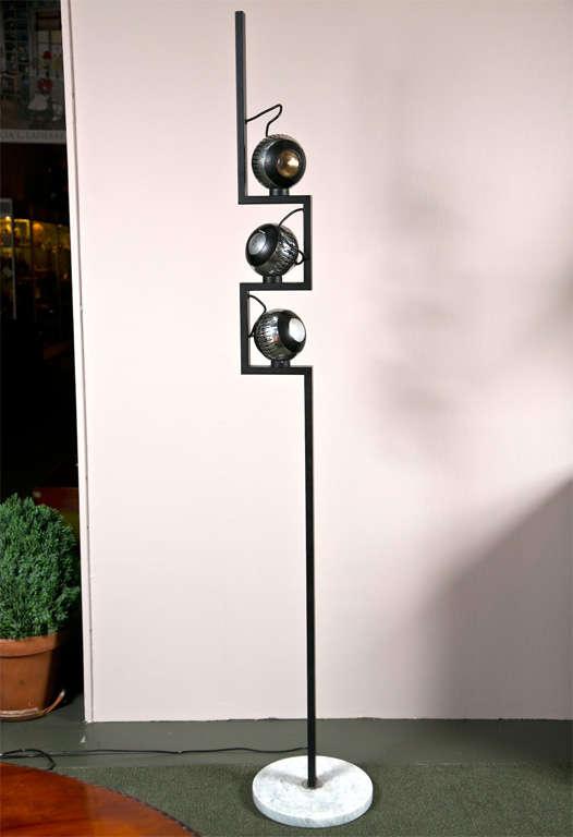 Floor Lamp by Angelo Lelli  For Sale 1