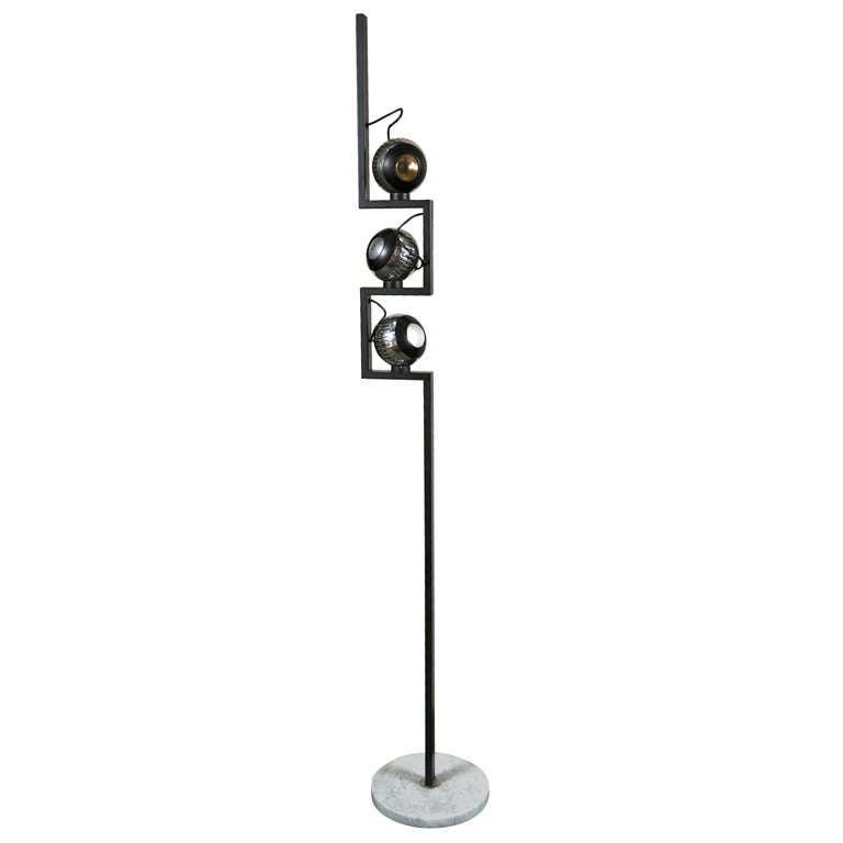 Floor Lamp by Angelo Lelli  For Sale