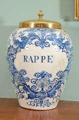 Delftware Jar image 2