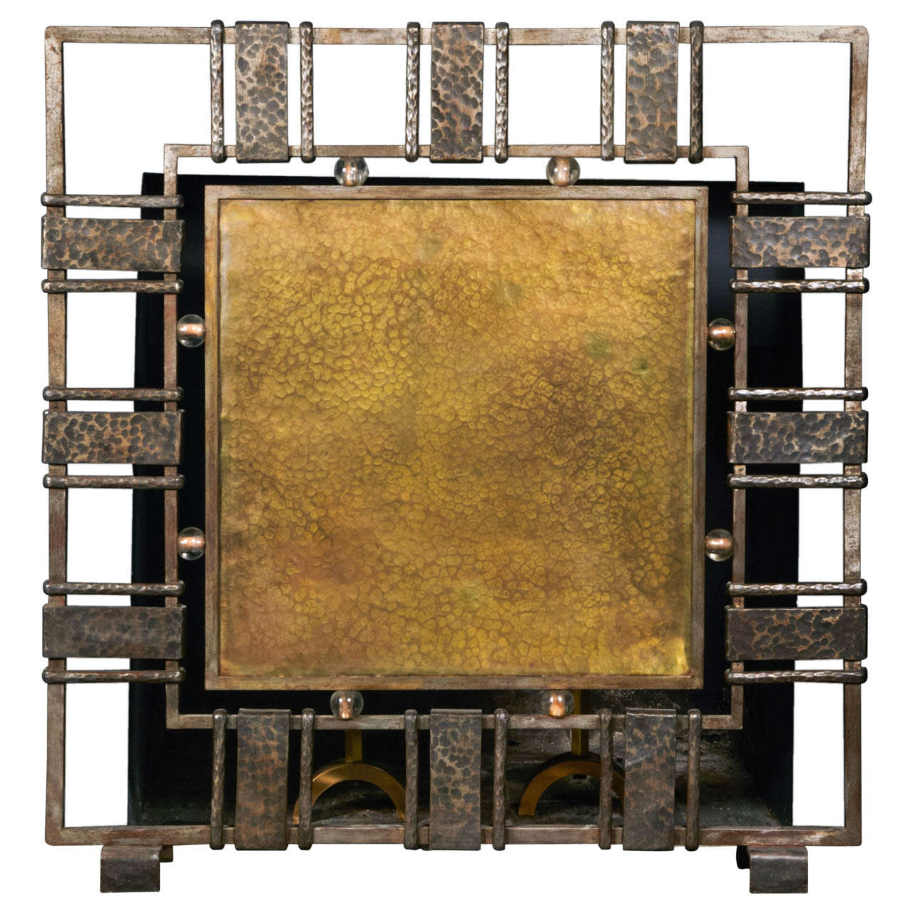 unique oversized screen by werner hendricks at 1stdibs