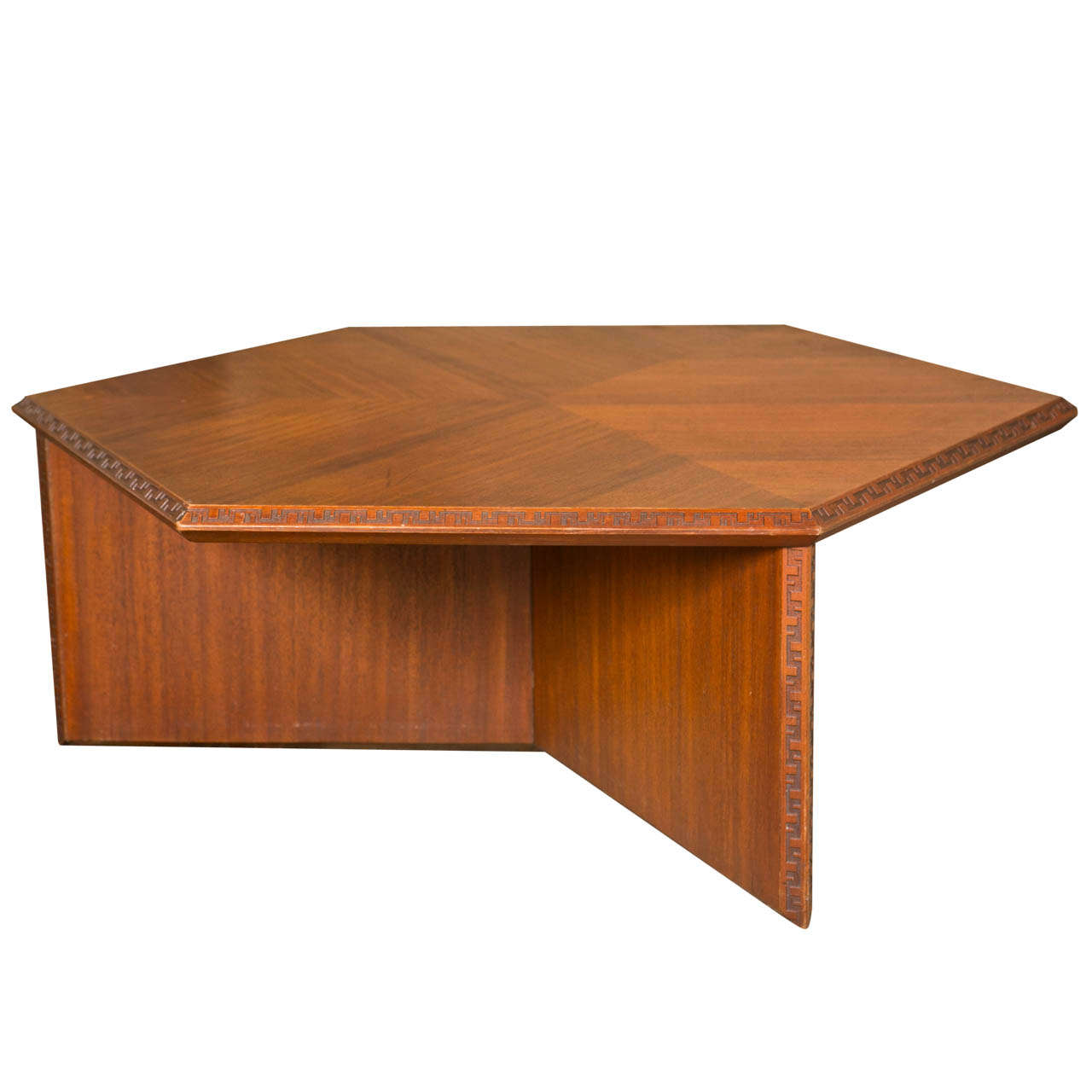 Coffee Table By Frank Lloyd Wright At 1stdibs