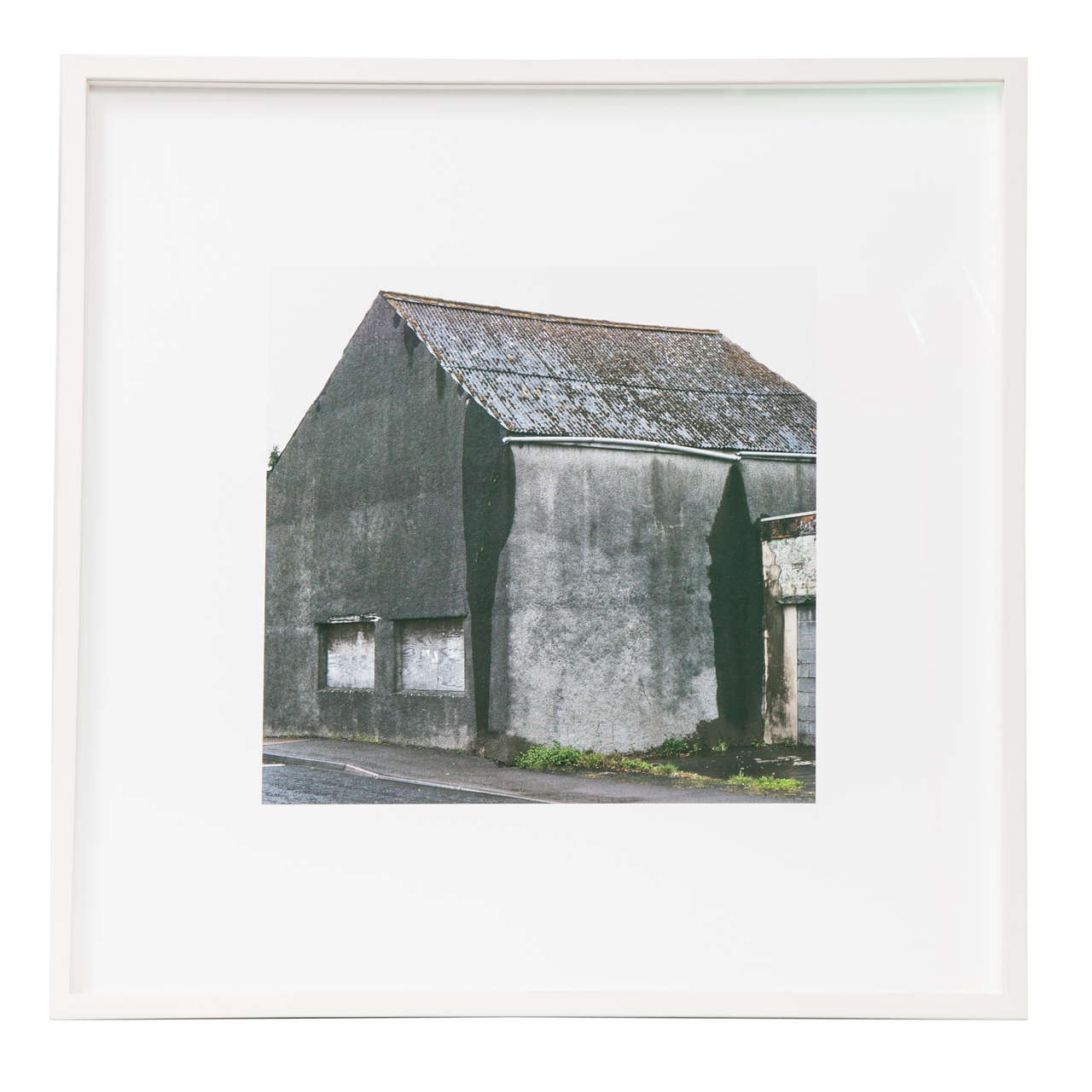 Christopher Sharples - Deserted Building