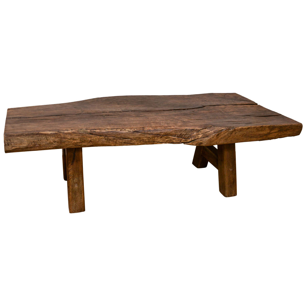 Primitive coffee table at 1stdibs primitive coffee table 1 geotapseo Image collections